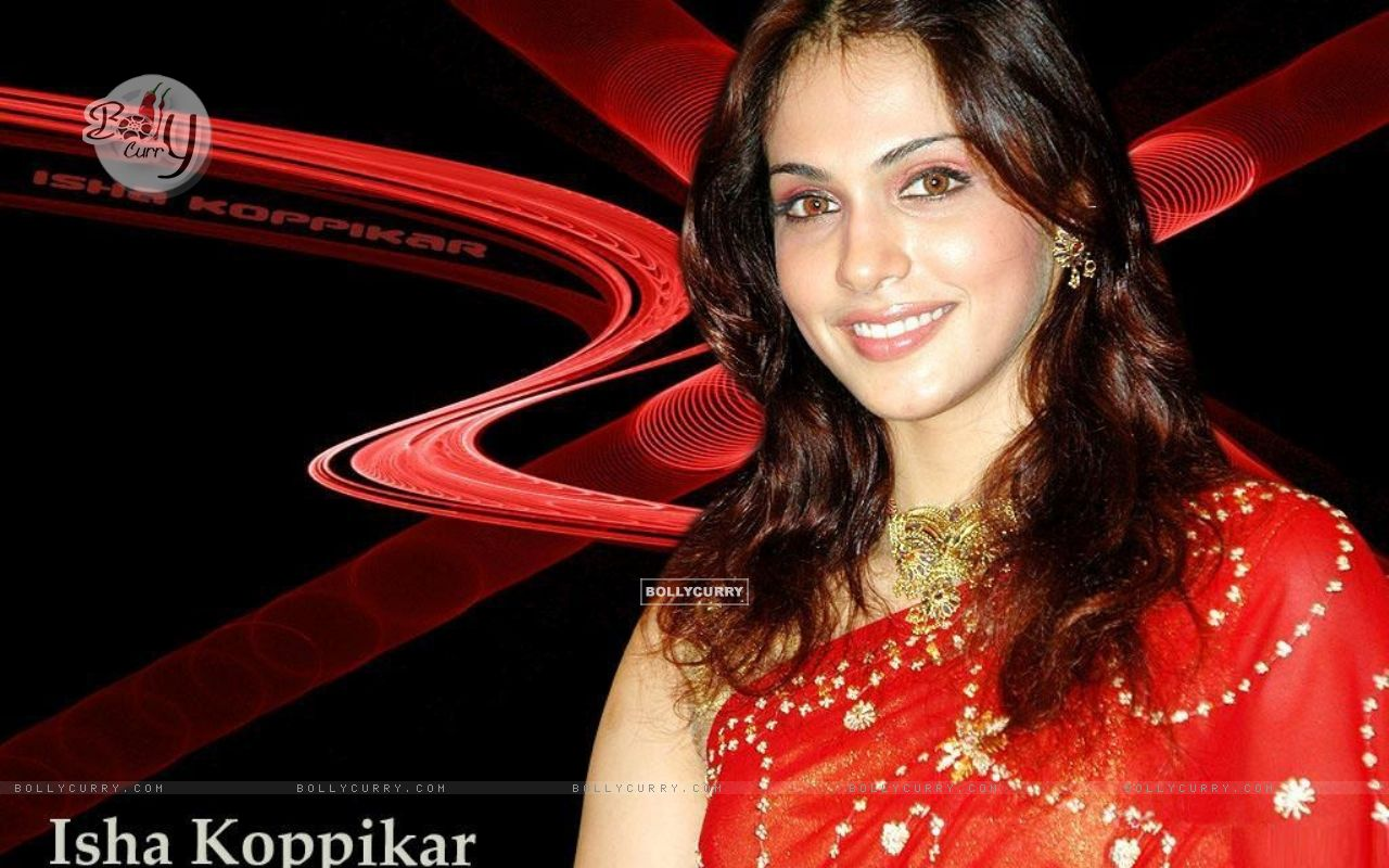 Isha Kopikar - Wallpaper Actress