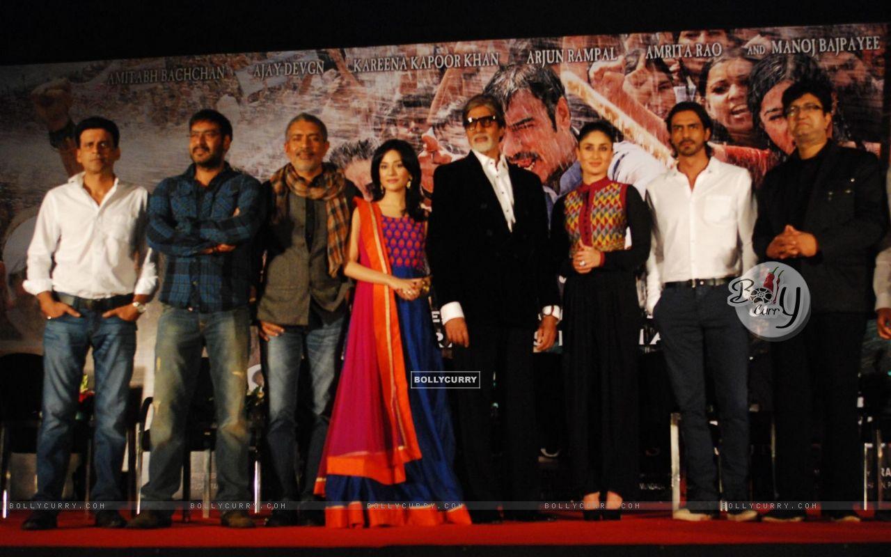 Launch Of The Song Raghupati Raghav Raja Ram From