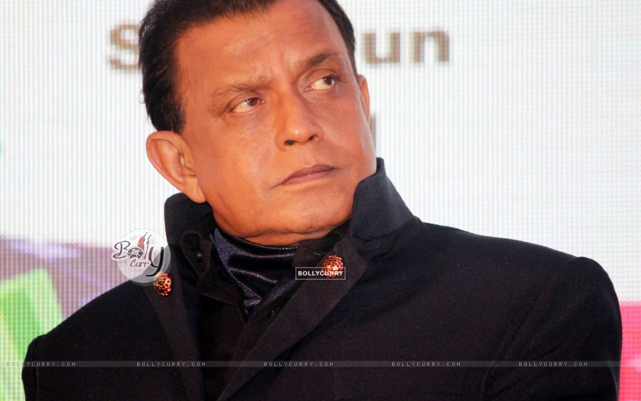 Mithun Da at the Launch of Dance India Dance Season 4 (300073) size:1280x800