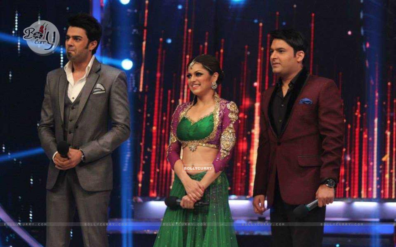 Drashti Dhami, Manish Paul and Kapil Sharma (302105) size:1280x800