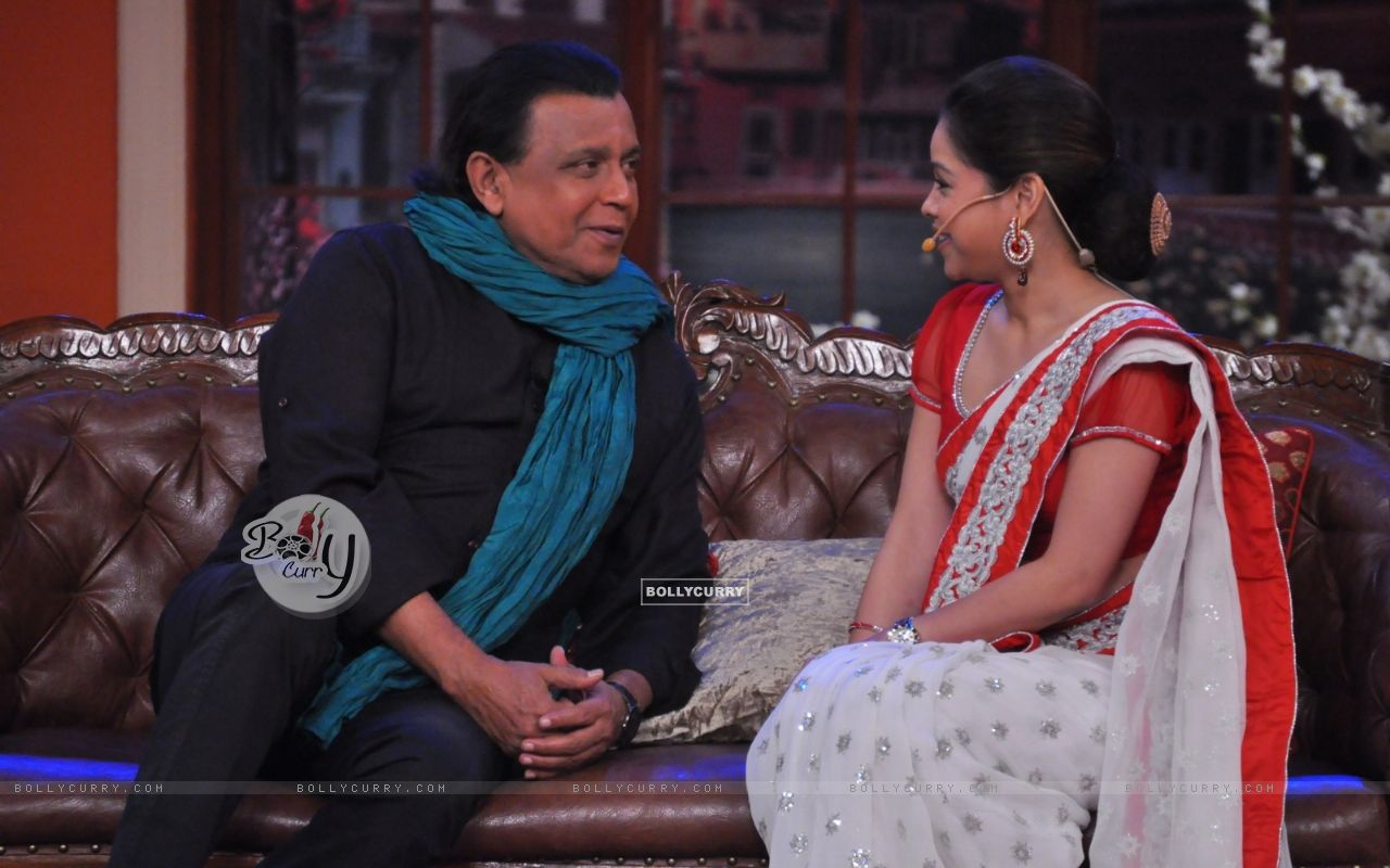 Promotions of Kaanchi On Comedy Nights With Kapil (317423) size:1280x800