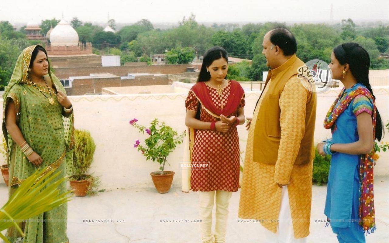 A scene from the show Sapna Babul Ka   Bidaai | Vibha