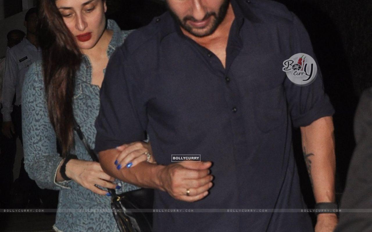 Saif Ali Khan & Kareena Kapoor (336811) size:1280x800