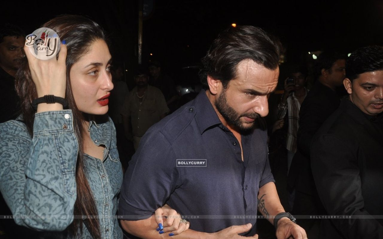 Saif Ali Khan & Kareena Kapoor (336812) size:1280x800