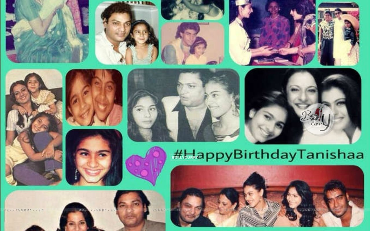 Birthday Gift from Tanishaa Mukerji's Fans (358012) size:1280x800