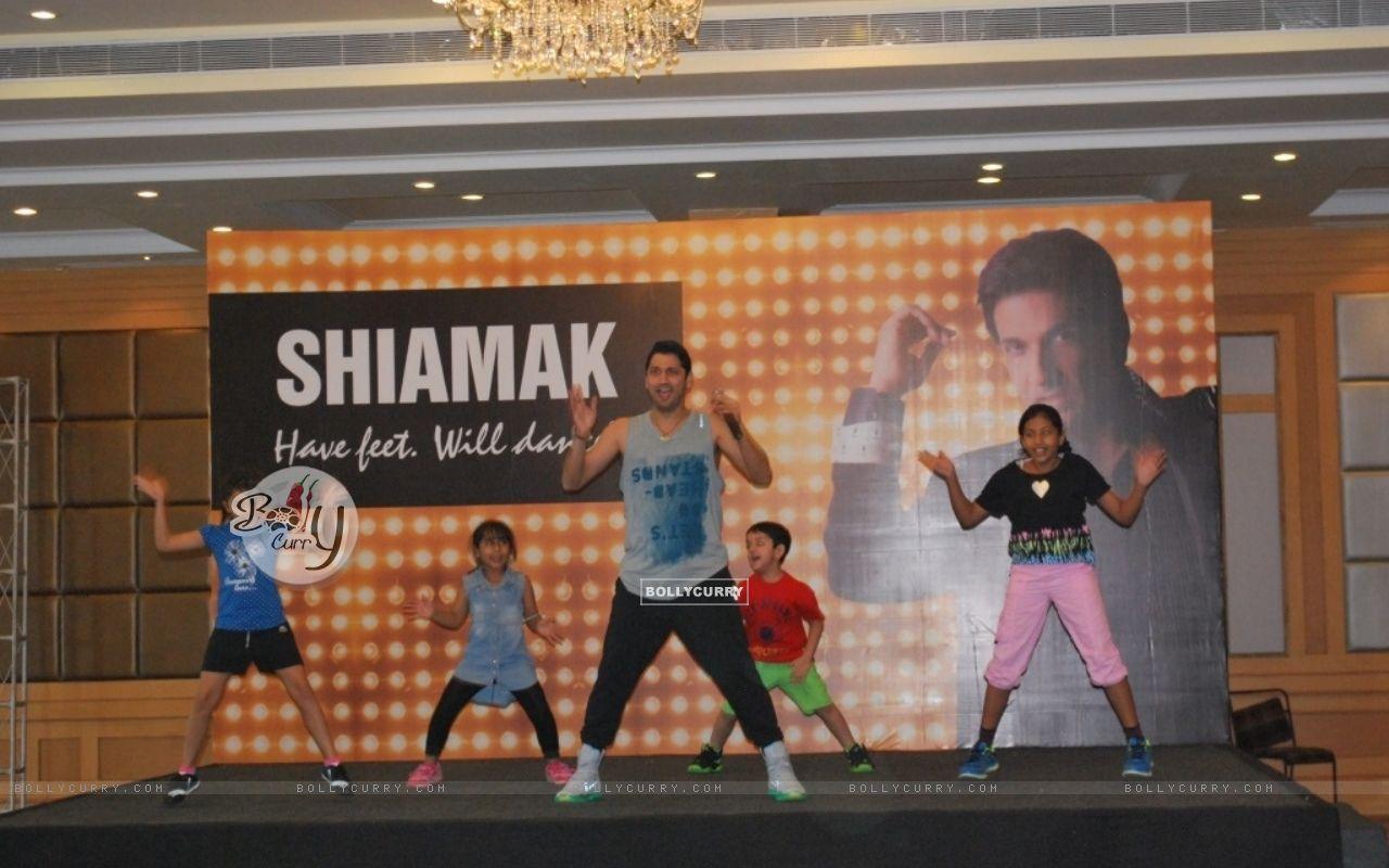 Marzi Pestonji's Master Class at Shiamak Davar Dance Academy, Delhi (374214) size:1280x800