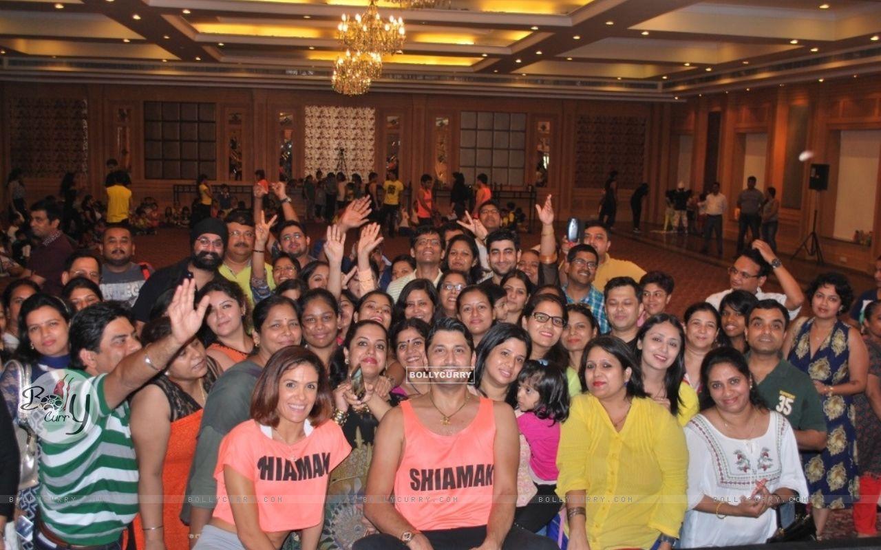 Marzi Pestonji's Master Class at Shiamak Davar Dance Academy, Delhi (374215) size:1280x800