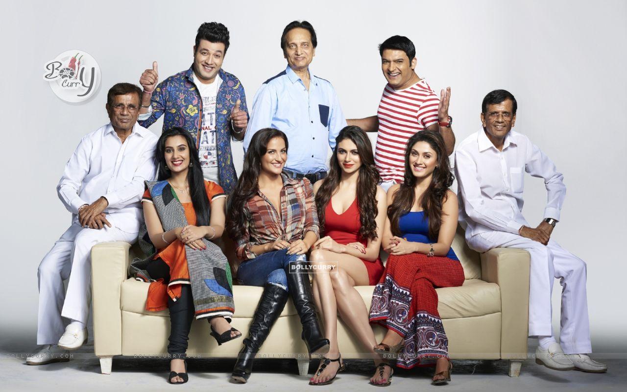 Cast of Kis Kisko Pyaar Karoon (376023) size:1280x800