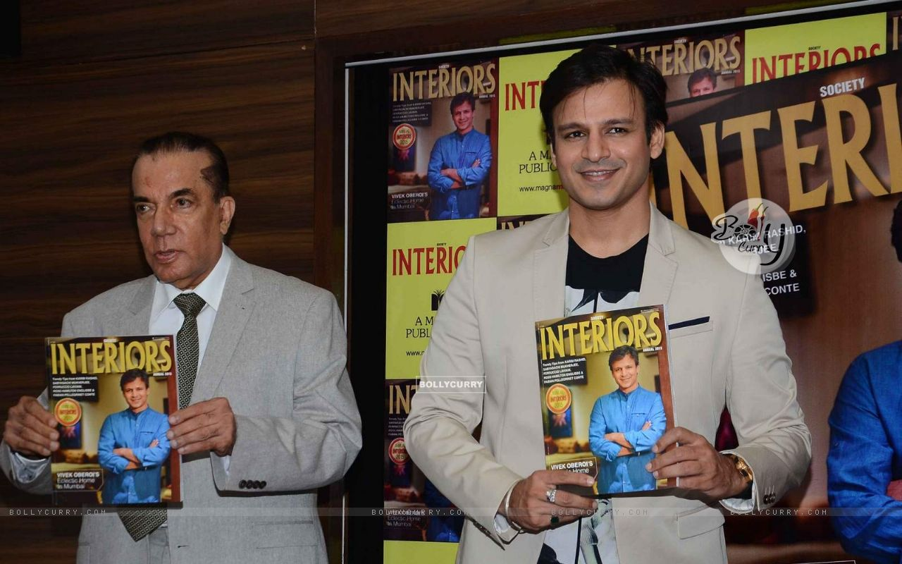 Vivek Oberoi at Cover Launch of Society Magazine (385725) size:1280x800