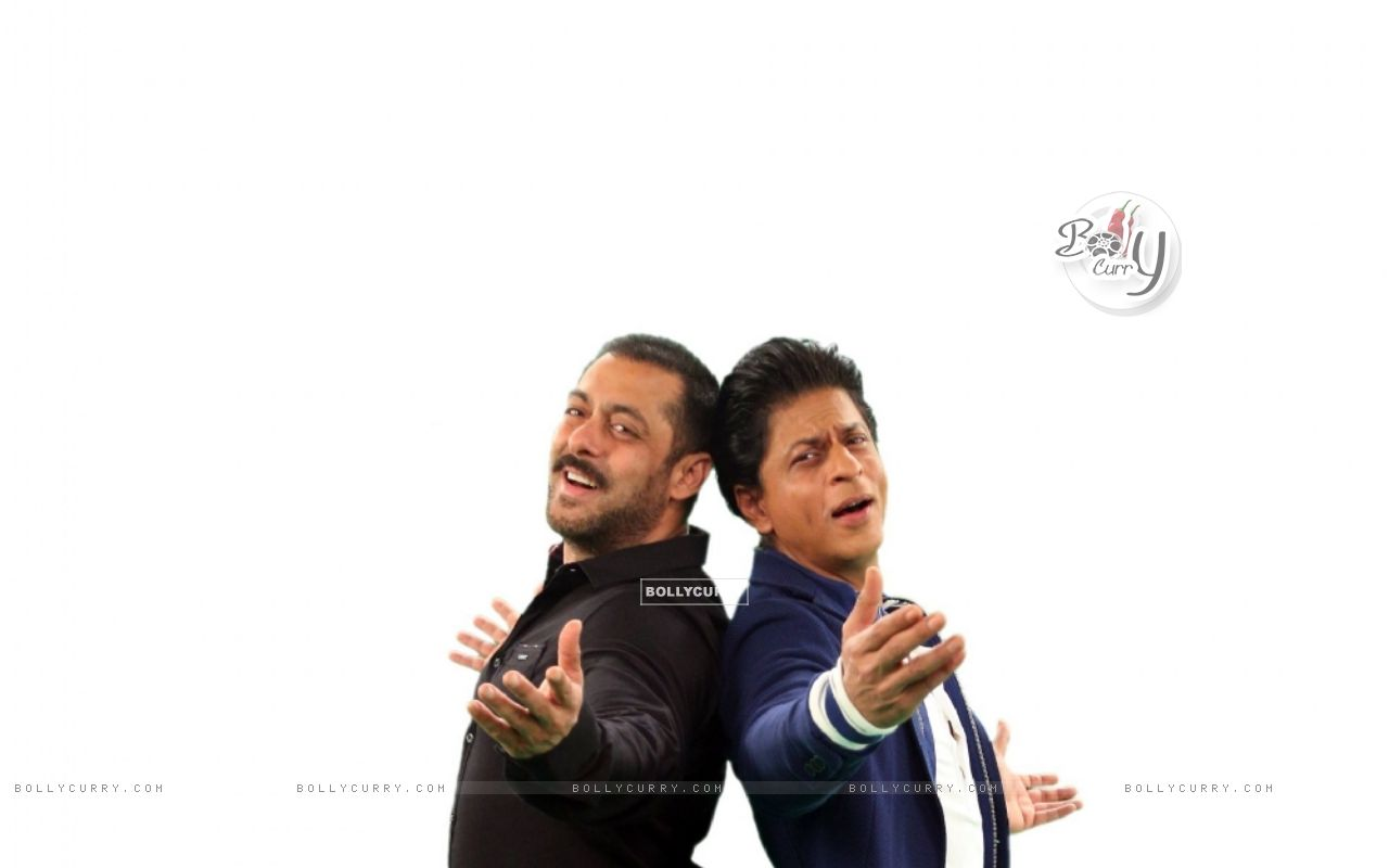 Shah Rukh Khan  and Salman Khan Comes together for Bigg Boss 9 - 19th and 20th Dec (387814) size:1280x800
