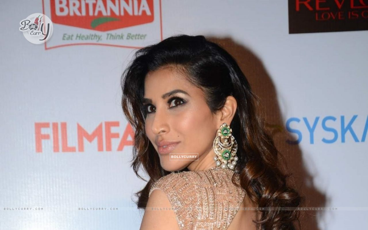 Sophie Choudry at Filmfare Red Carpet (391055) size:1280x800