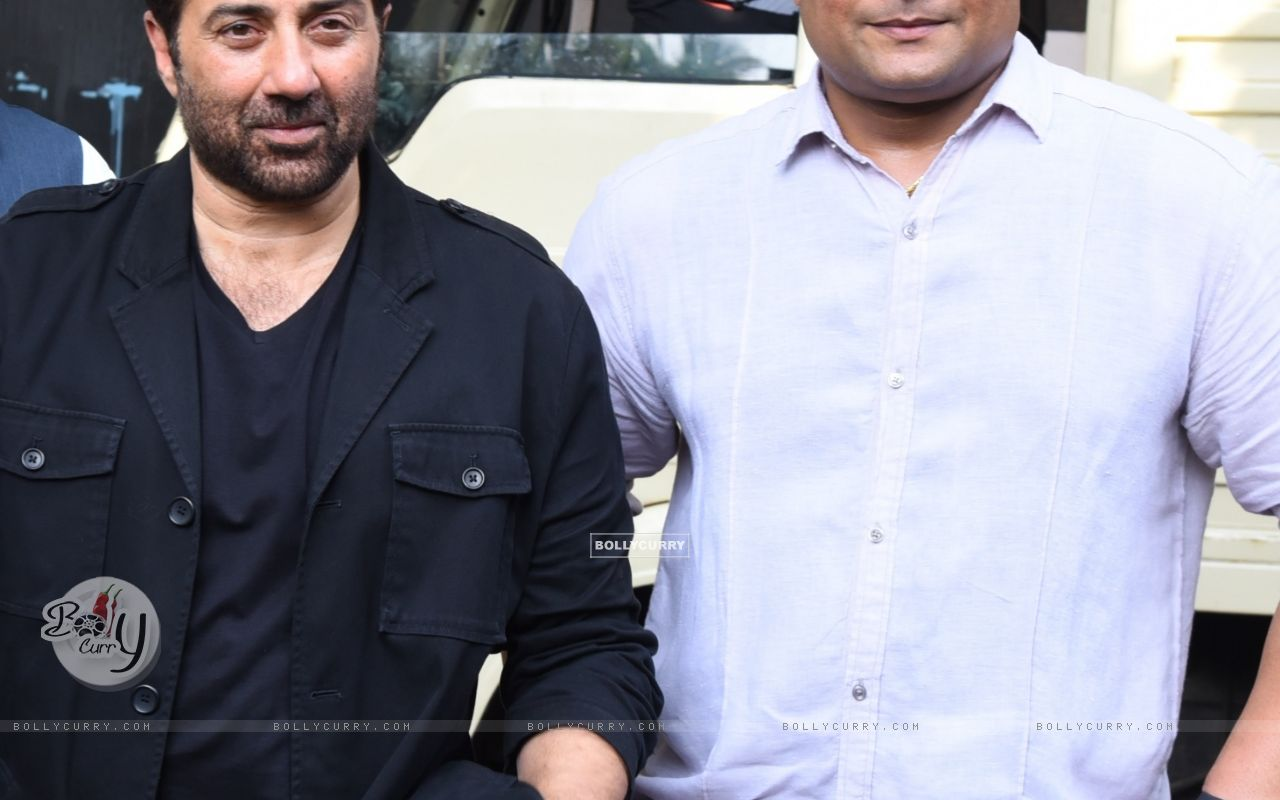Sunny Deol for Promotions of Ghayal Once Again on CID (391061) size:1280x800
