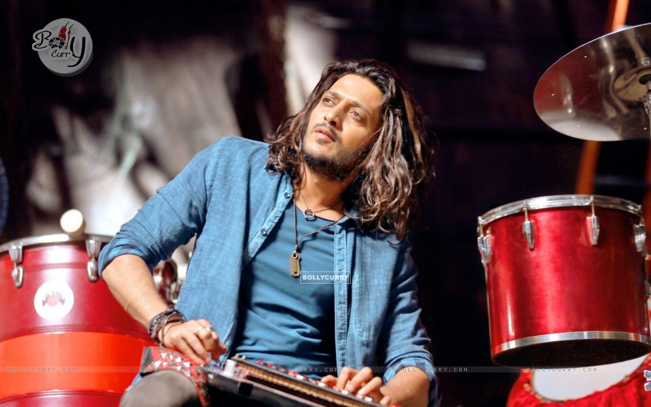 Riteish Deshmukh's First Look in Banjo (396223) size:1280x800