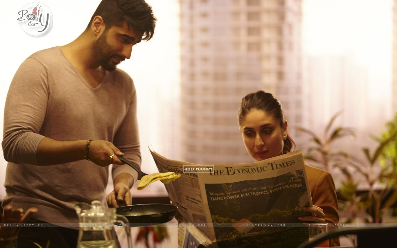 Arjun Kapoor cooks food for Kareena in Ki And Ka (397427) size:1280x800