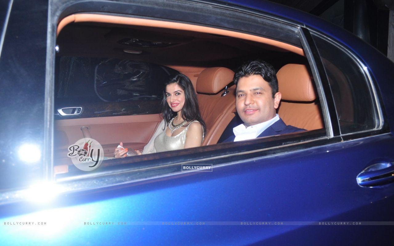 Bhushan Kumar and Divya Khosla at Dr. Agarwal's Daughter's Wedding (397762) size:1280x800
