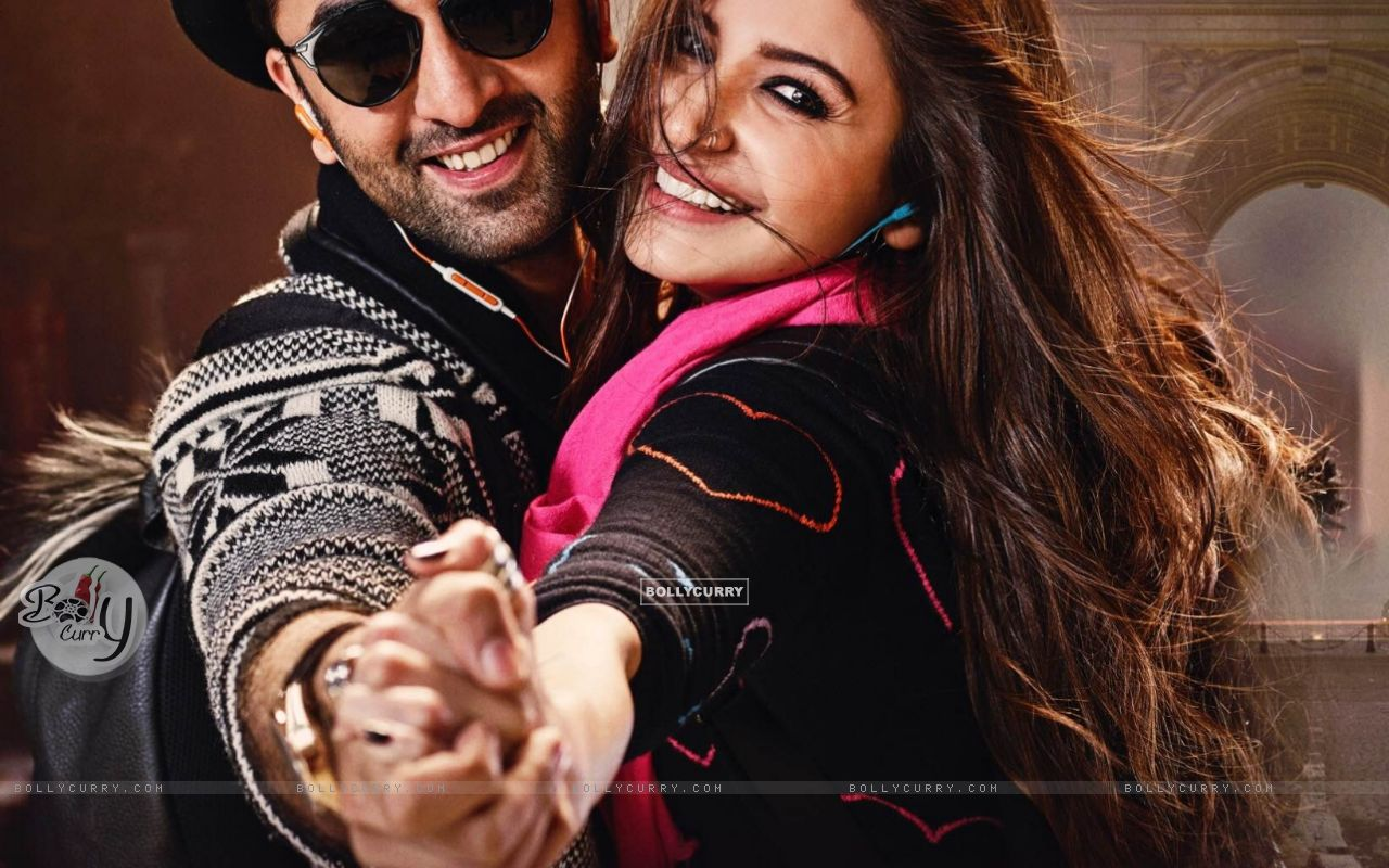 Still of 'Ae Dil Hai Mushkil' starring Anushka Sharma and Ranbir Kapoor (418269) size:1280x800