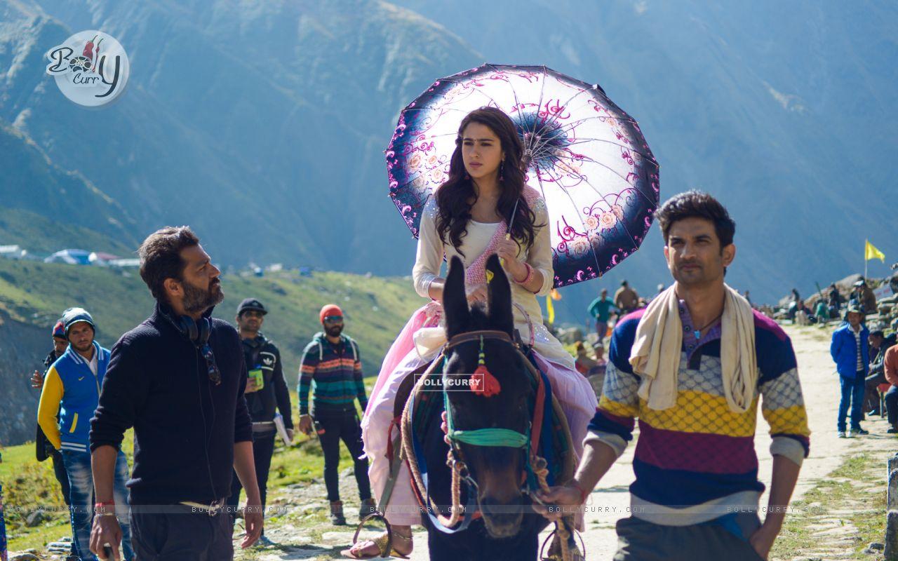 Kedarnath movie stills (440145) size:1280x800