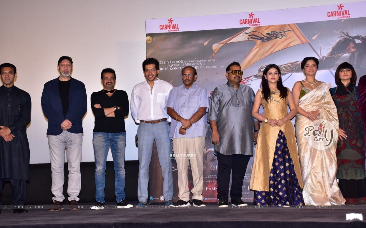 Manikarnika trailer launch (441791) size:1280x800