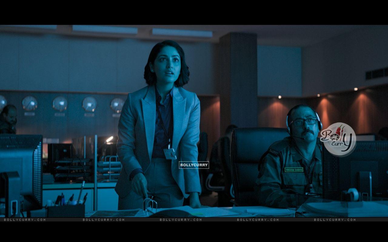 Behind the scenes movie stills from the film URI (443003) size:1280x800