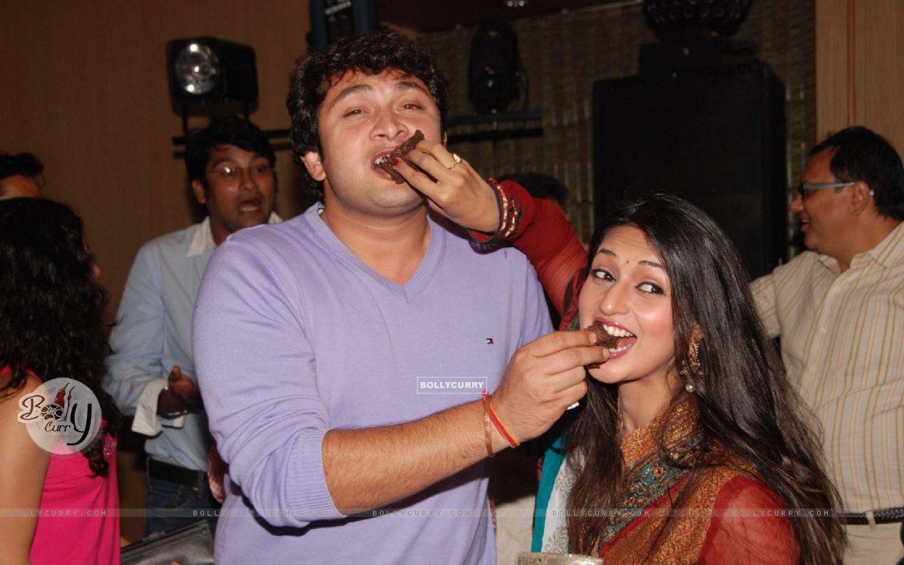 Mrs and Mr Sharma serial screening at BJN | Rajesh Kumar ...