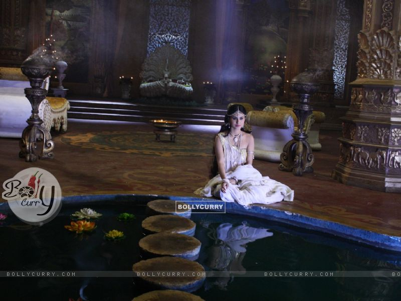 Wallpaper Mouni Roy As Sati In Devon Ke Dev Mahadev