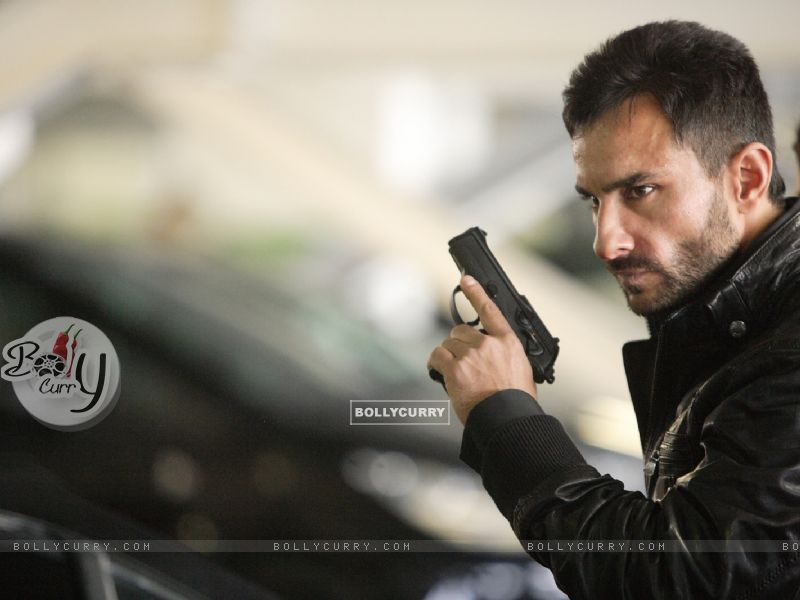 Saif Ali Khan in the movie Agent Vinod (181824) size:800x600