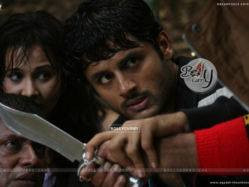A still scene from the movie Agyaat (20392) size:800x600