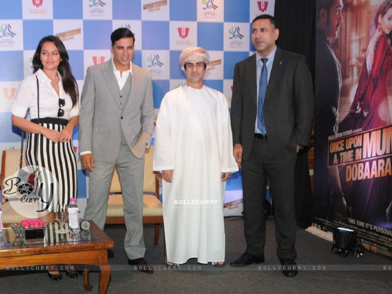Once upon a time in Mumbai Dobara and Oman Tourism's Campaign