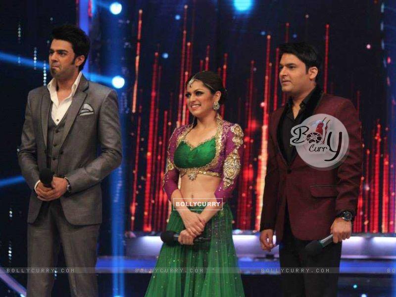 Drashti Dhami, Manish Paul and Kapil Sharma (302105) size:800x600