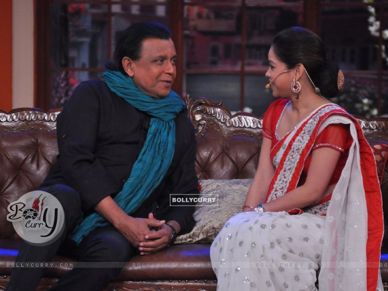 Promotions of Kaanchi On Comedy Nights With Kapil (317423) size:800x600