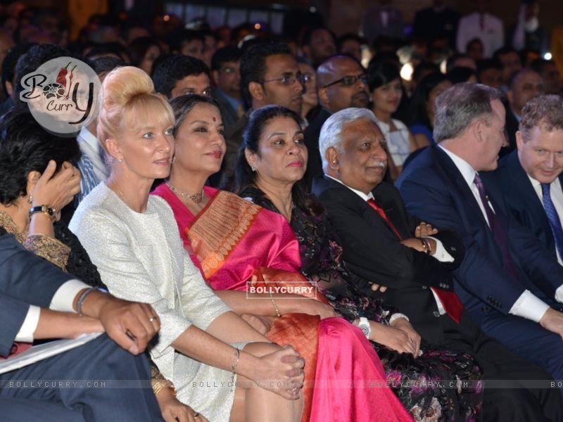 Shabana Azmi was seen at Etihad Jet Collaboration Event (328737) size:800x600