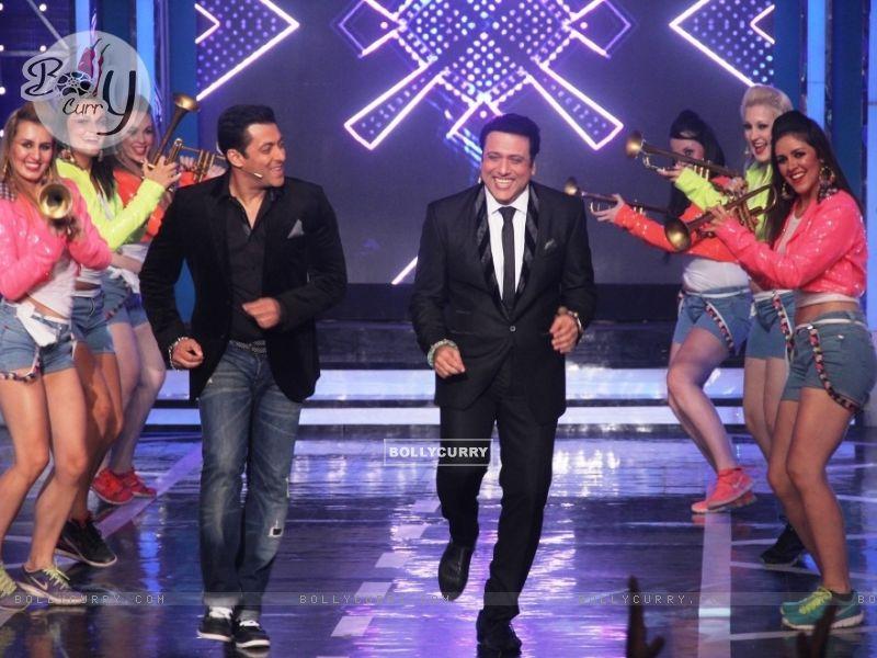 Salman Khan and Govinda shake a leg on Bigg Boss 8 (342924) size:800x600