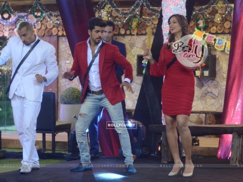 Promotions of Alone at Bigg Boss 8 (350204) size:800x600