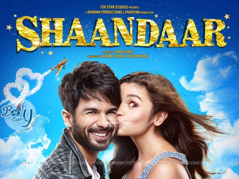 Shahid Kapoor and Alia Bhatt in Shaandar (373547) size:800x600