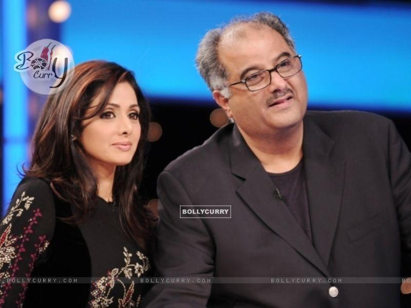 Boney Kapoor and Sridevi (38092) size:800x600