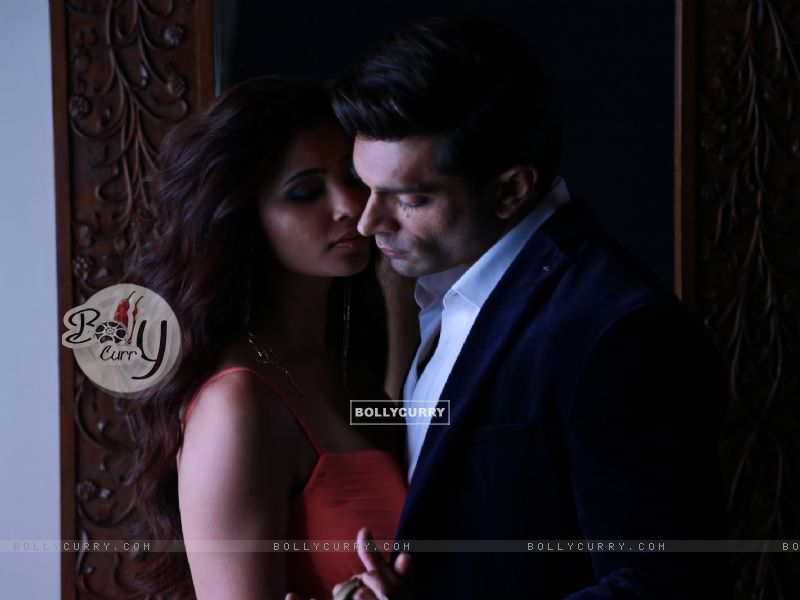 Karan Singh Grover and Daisy Shah Sizzles in 'Tu Isaq Mera' Song of Hate Story 3 (382616) size:800x600