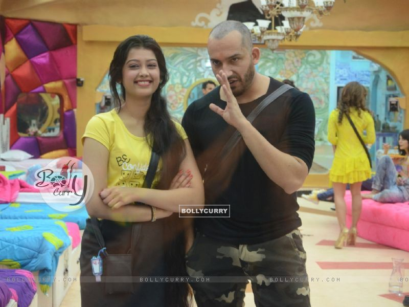 Bigg Boss Nau 9: Day 24 - Ali Quli Mirza is Back; Yuvika Chaudhary (383347) size:800x600