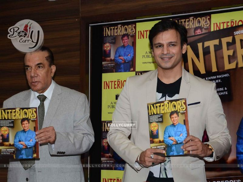 Vivek Oberoi at Cover Launch of Society Magazine (385725) size:800x600