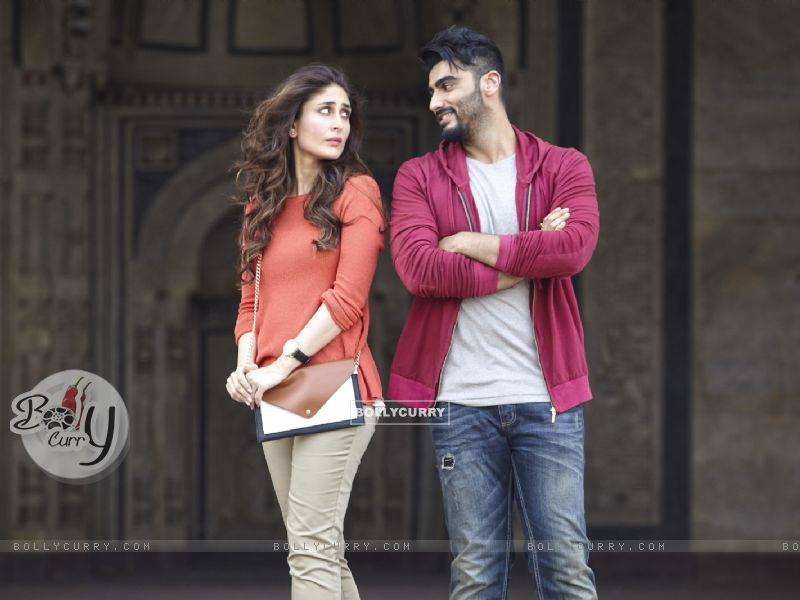 Stills from the film Ki And Ka (397429) size:800x600