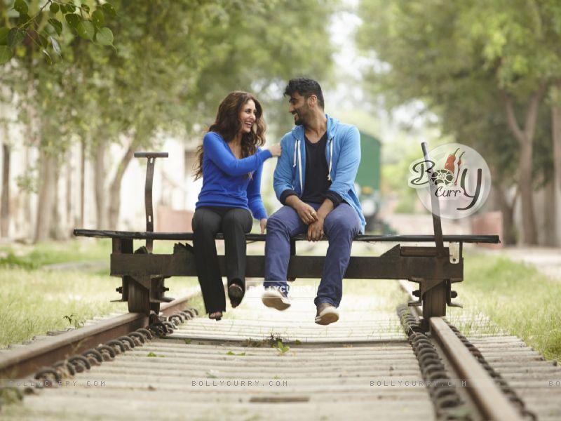 Arjun Kapoor and Kareena Kapoor in Ki And Ka (397431) size:800x600