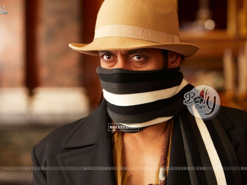 Salman Khan in the movie Veer (39876) size:800x600