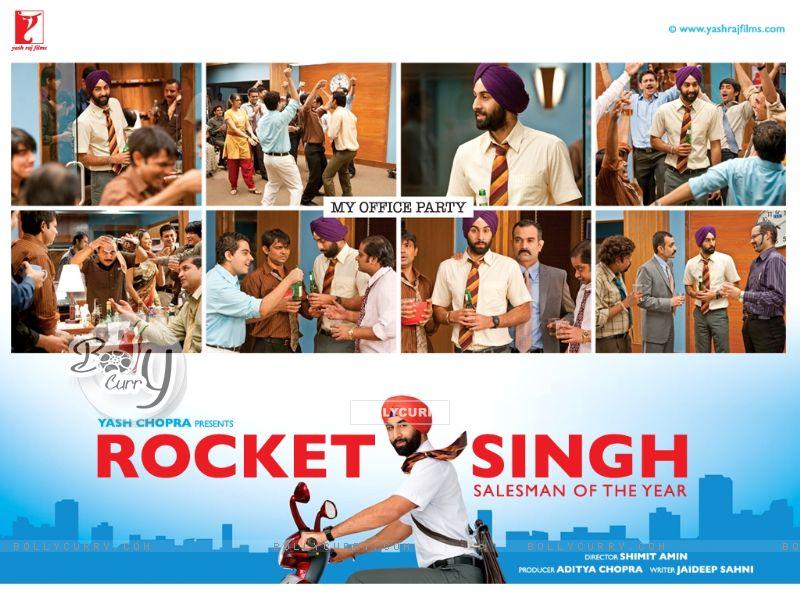 Rocket Singh: Salesman of the Year movie wallpaper with Ranbir (40082) size:800x600