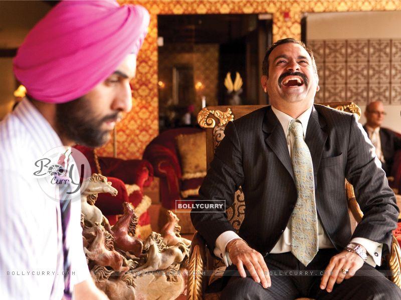 Boss making fun of Ranbir Kapoor (40084) size:800x600