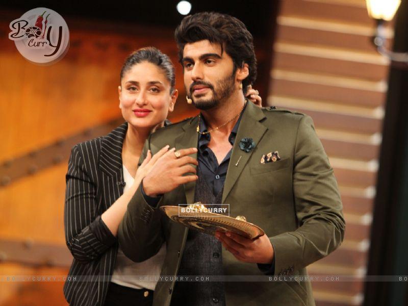 Kareena Kapoor and Arjun Kapoor Promotes Ki And Ka (402325) size:800x600