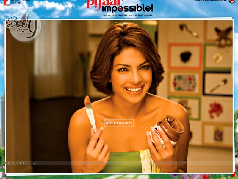 Wallpaper of the movie Pyaar Impossible (40413) size:800x600