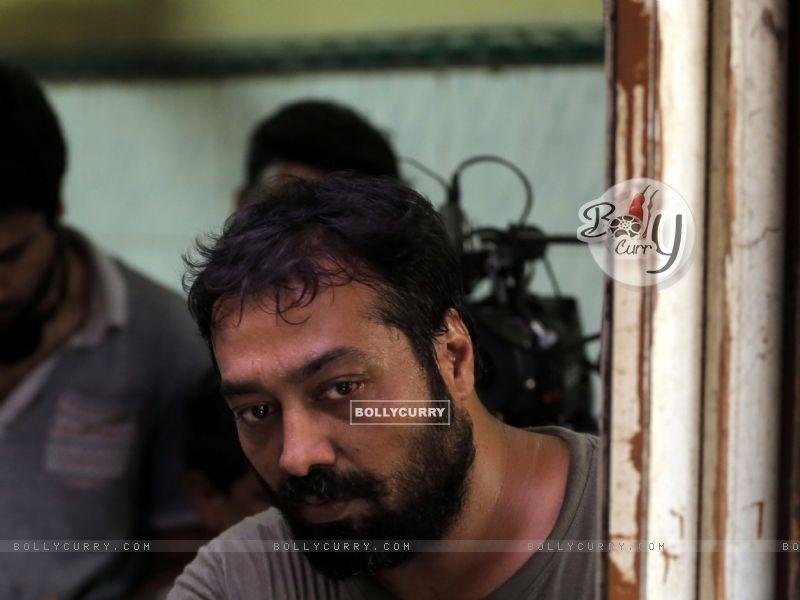 Anurag Kashyap shoots for Raman Raghav 2.0 (409191) size:800x600