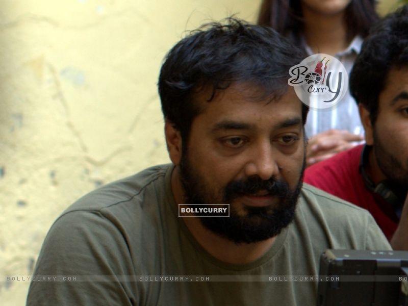 Anurag Kashyap shoots for Raman Raghav 2.0 (409192) size:800x600