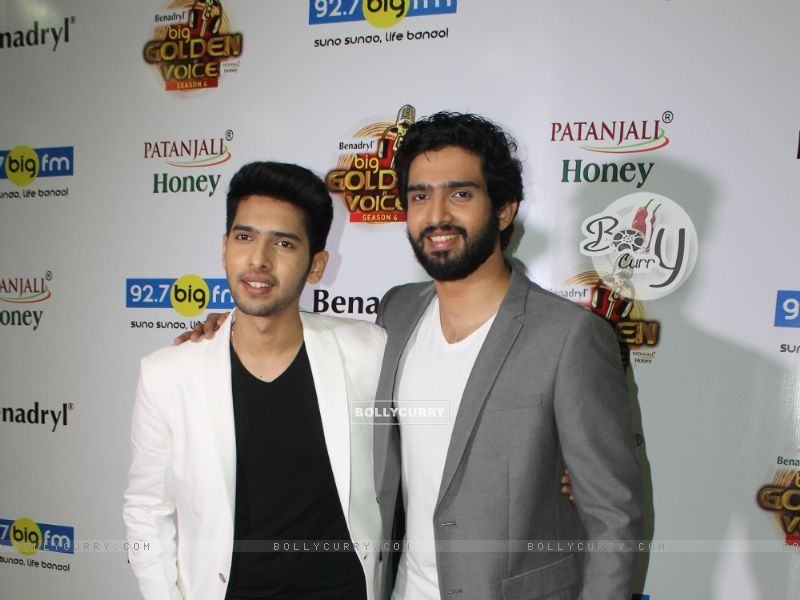 Armaan Malik with brother Amaal Malik (420472) size:800x600