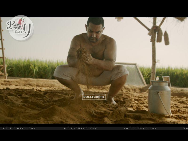 Still of Aamir Khan in Dangal (423312) size:800x600
