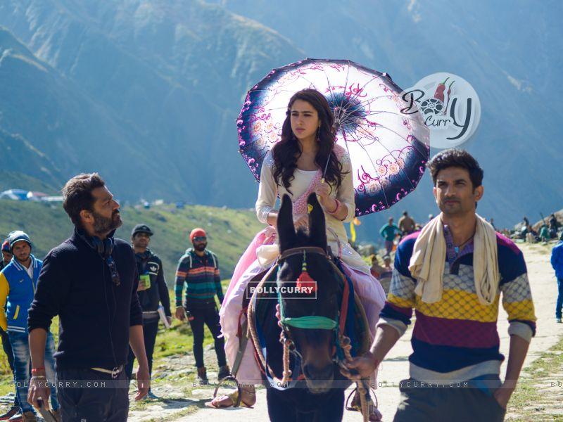 Kedarnath movie stills (440145) size:800x600